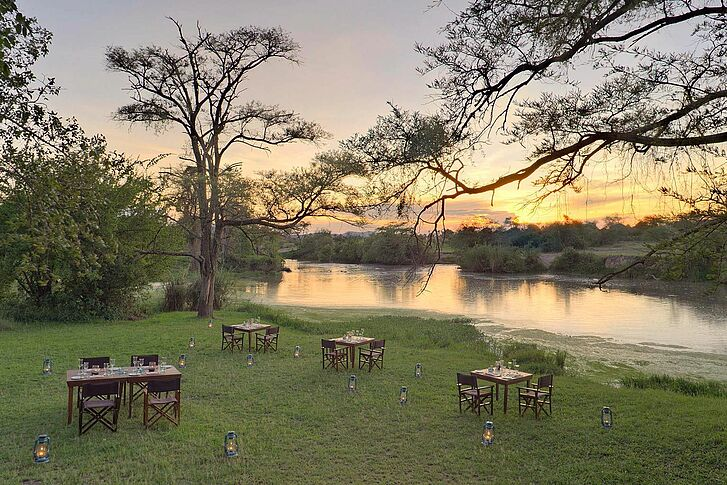Fluss &Beyond Grumeti Serengeti Tented Camp