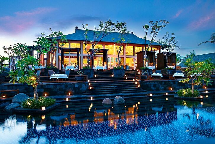 Exterior The St. Regis Resort Bali