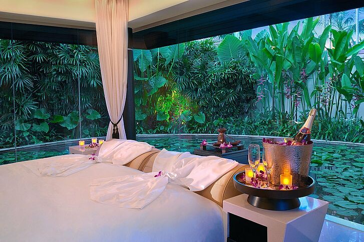 Honeymoon Thailand Banyan Tree Phuket Spa Sanctuary