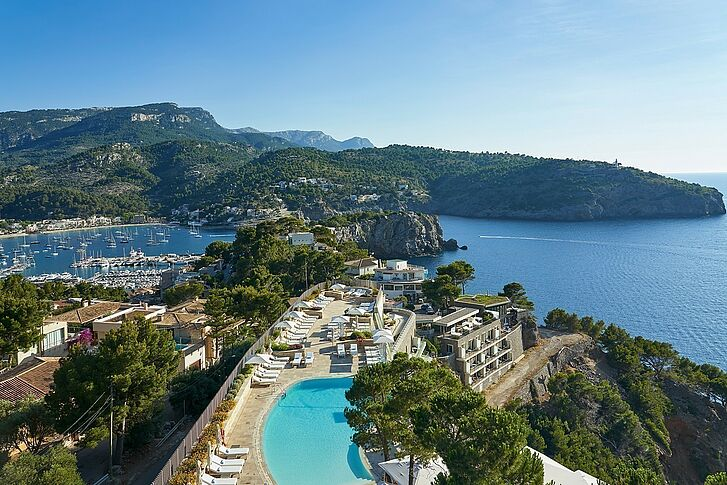 VIEW Jumeirah Port Soller Hotel & Spa