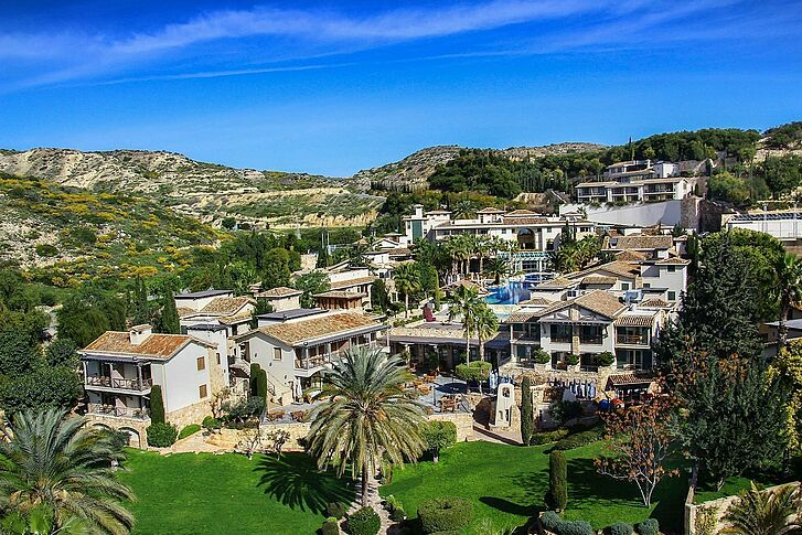 Anlage Zypern Columbia Beach Resort Pissouri