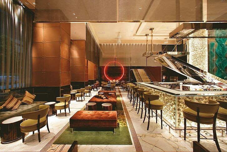 Bar - The Landmark Mandarin Oriental