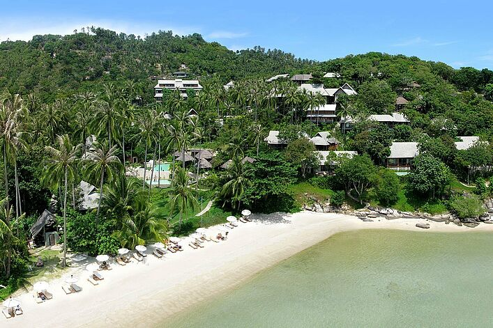 Kamalaya Retreat in Thailand