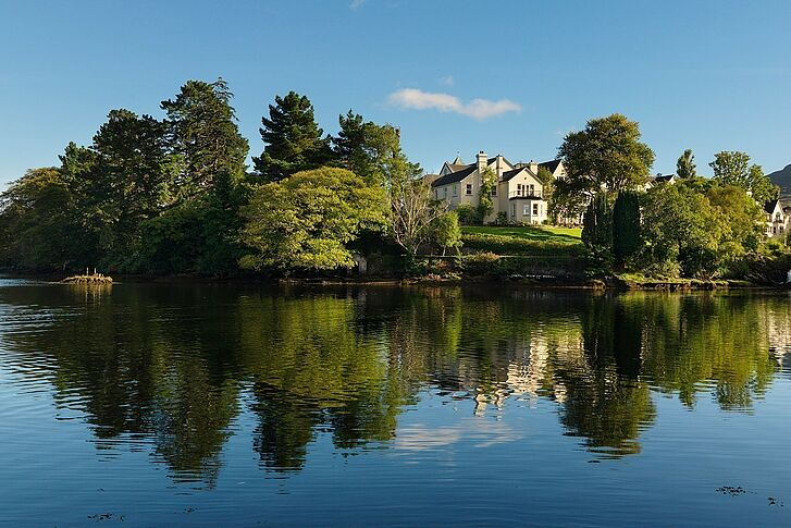 See Hotel Kenmare Sheen Falls Lodge Irland