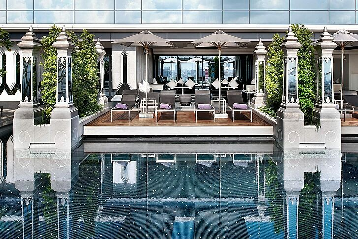 Pool The St. Regis Bangkok