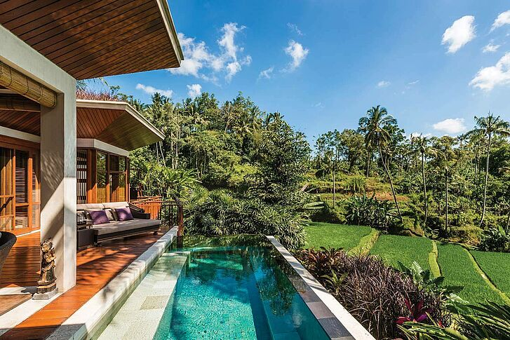 Welcome - Four Seasons Bali at Sayan