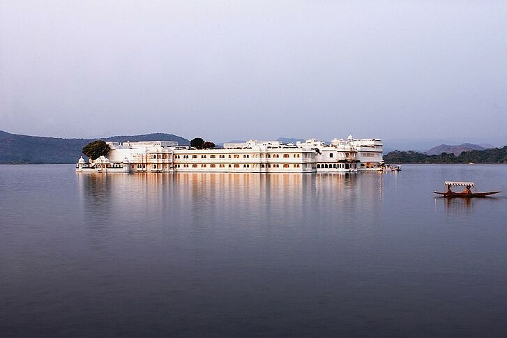 Exterior Taj Lake Palace