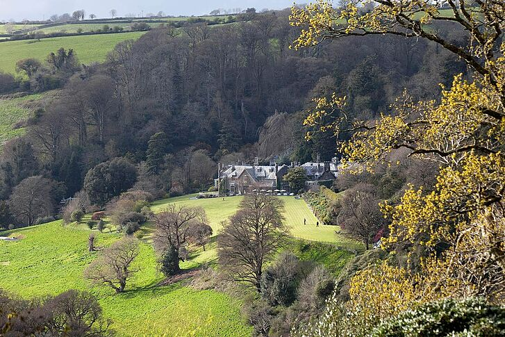 Wald UK Devon Hotel Endsleigh