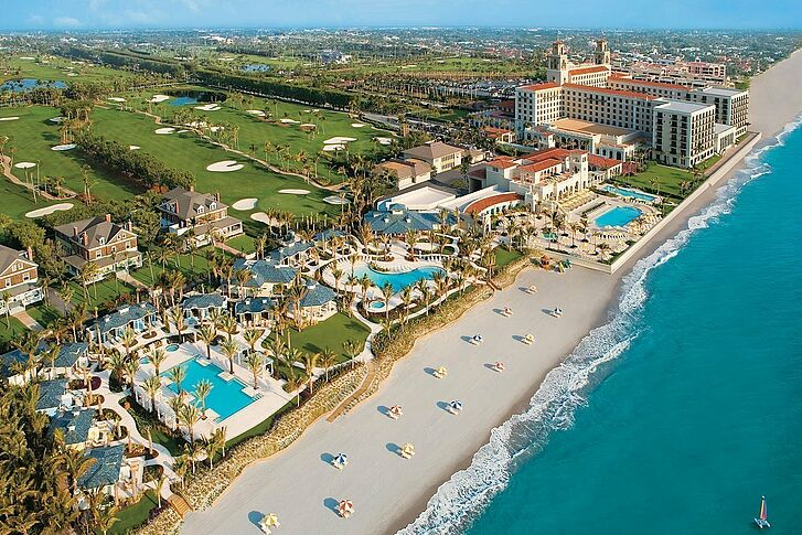 The Breakers Palm Beach USA Anlage