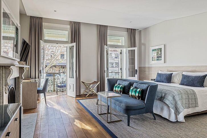Suite Spicers Potts Point Australien