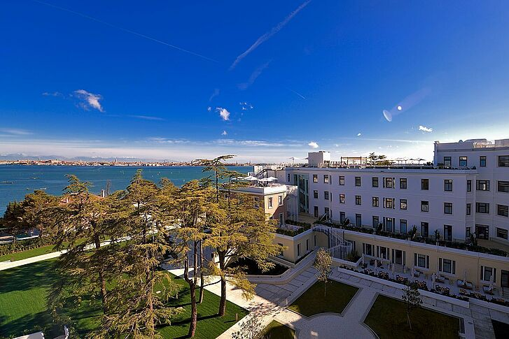 Italien Venedig JW Marriott Venice Resort & Spa Anlage