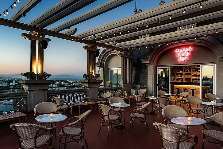 Rooftop Bar Alvear Palace Hotel
