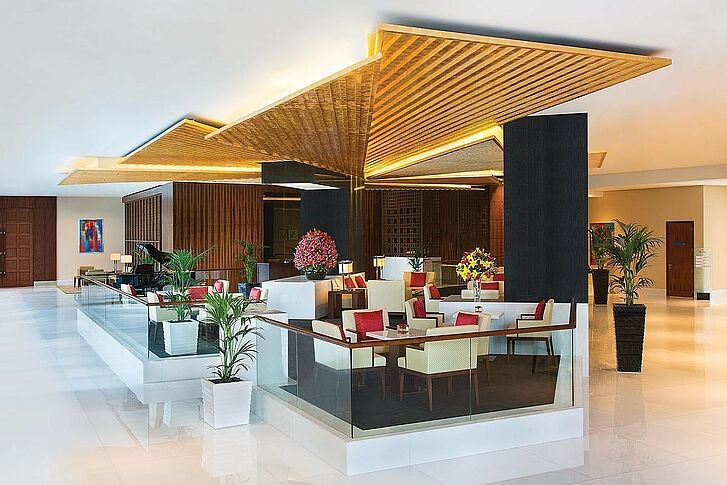 Lounge The Oberoi Dubai