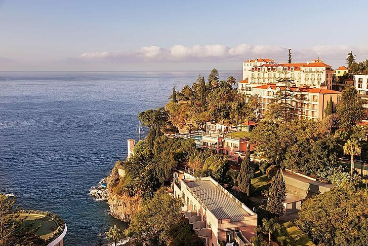 Overview Portugal Madeira Belmond Reid's Palace
