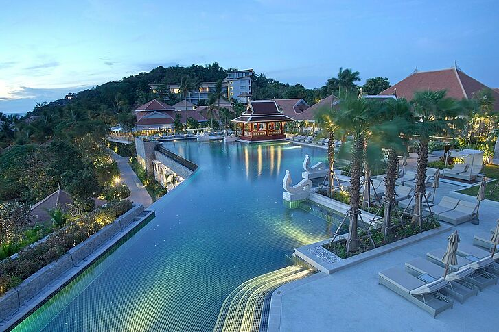 Wellness Amatara Wellness Resort