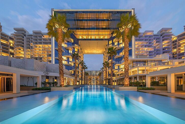 Five Palm Jumeirah Dubai Anlage
