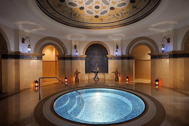Jacuzzi Dubai One&Only Royal Mirage Residence & Spa