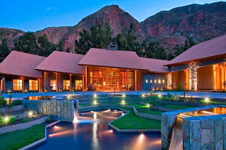Exterior Luxury Collection Tambo del Inca Resort
