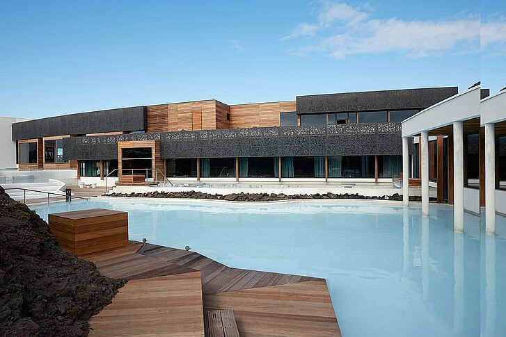 Retreat Lagoon The Retreat at Blue Lagoon Iceland