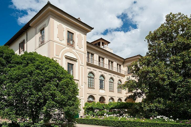 Italien Florenz Four Seasons Firenze Stuck