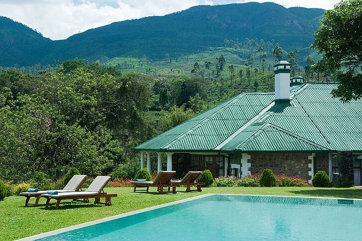 Pool Ceylon Tea Trails