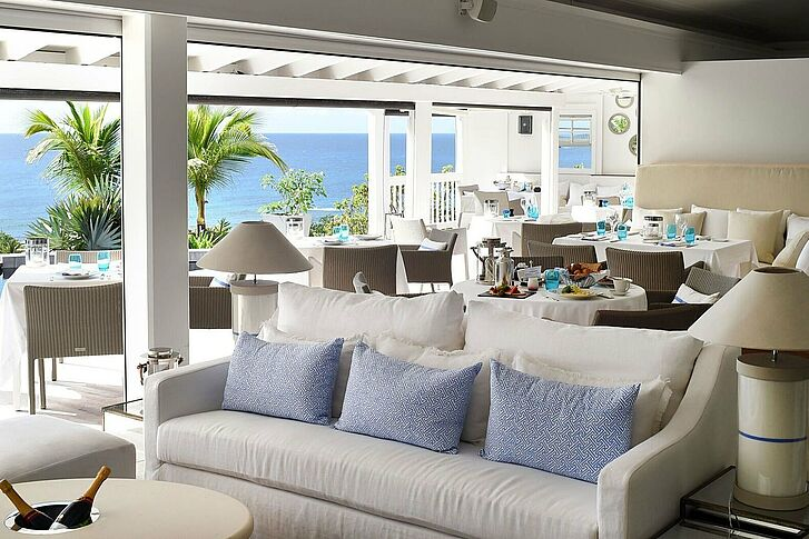 Ambiente St. Barthelemy Le Toiny