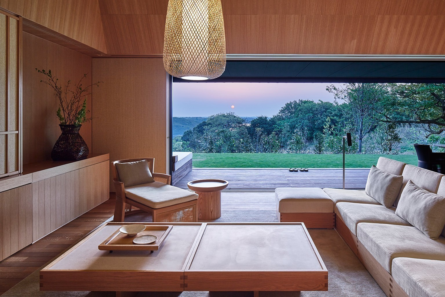Groß Einrichtungsideen Im Japanischen Stil Zen Ambiente Ideen ...