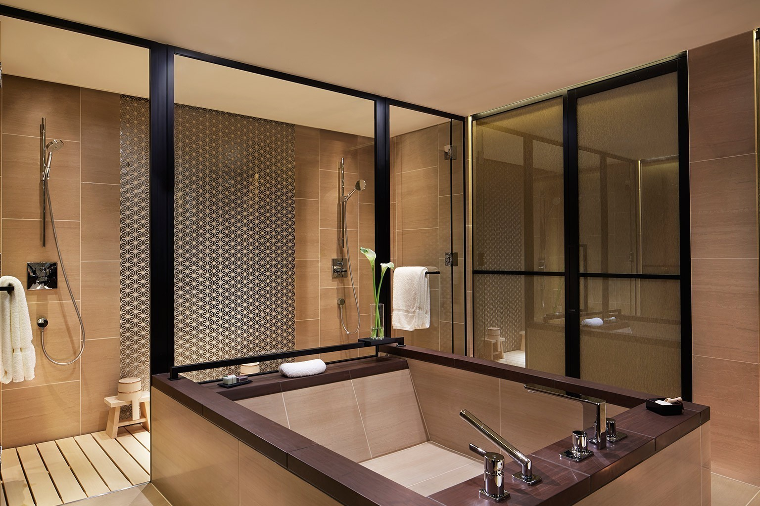Bathroom The Ritz Carlton Kyoto
