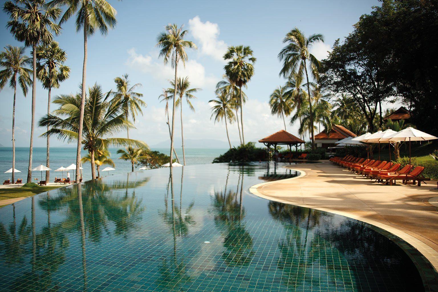 Belmond napasai luxushotel bei designreisen for Design hotel koh samui