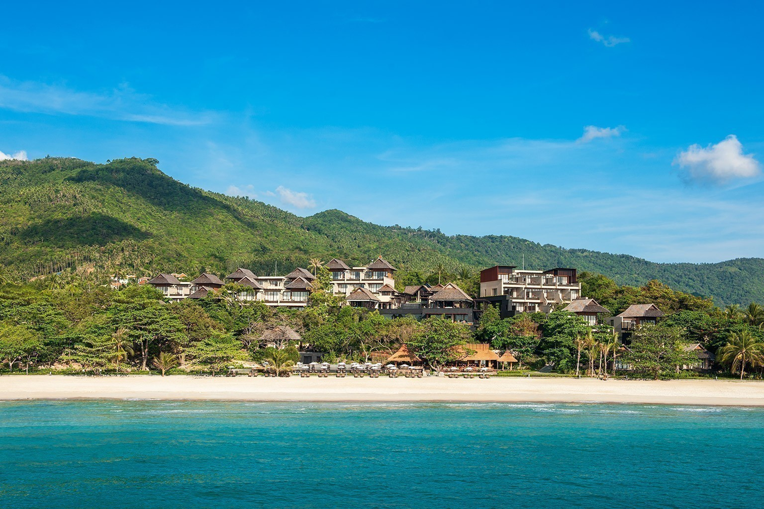 Santiburi Beach Resort Spa Koh Samui Thailand
