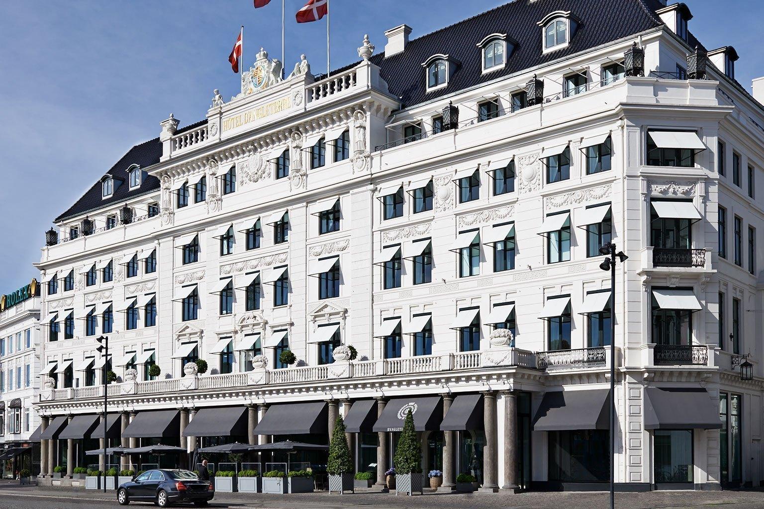 Hotel d 39 angleterre in kopenhagen designreisen for Hotel kopenhagen