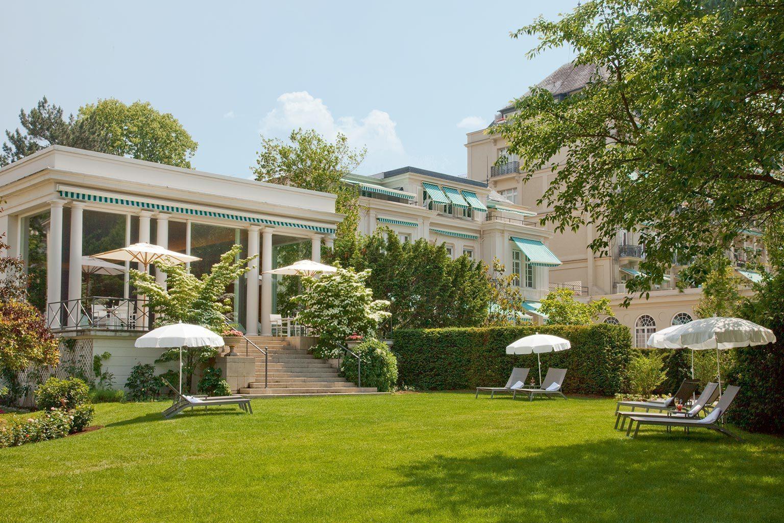 Brenners Park Hotel Spa Designreisen