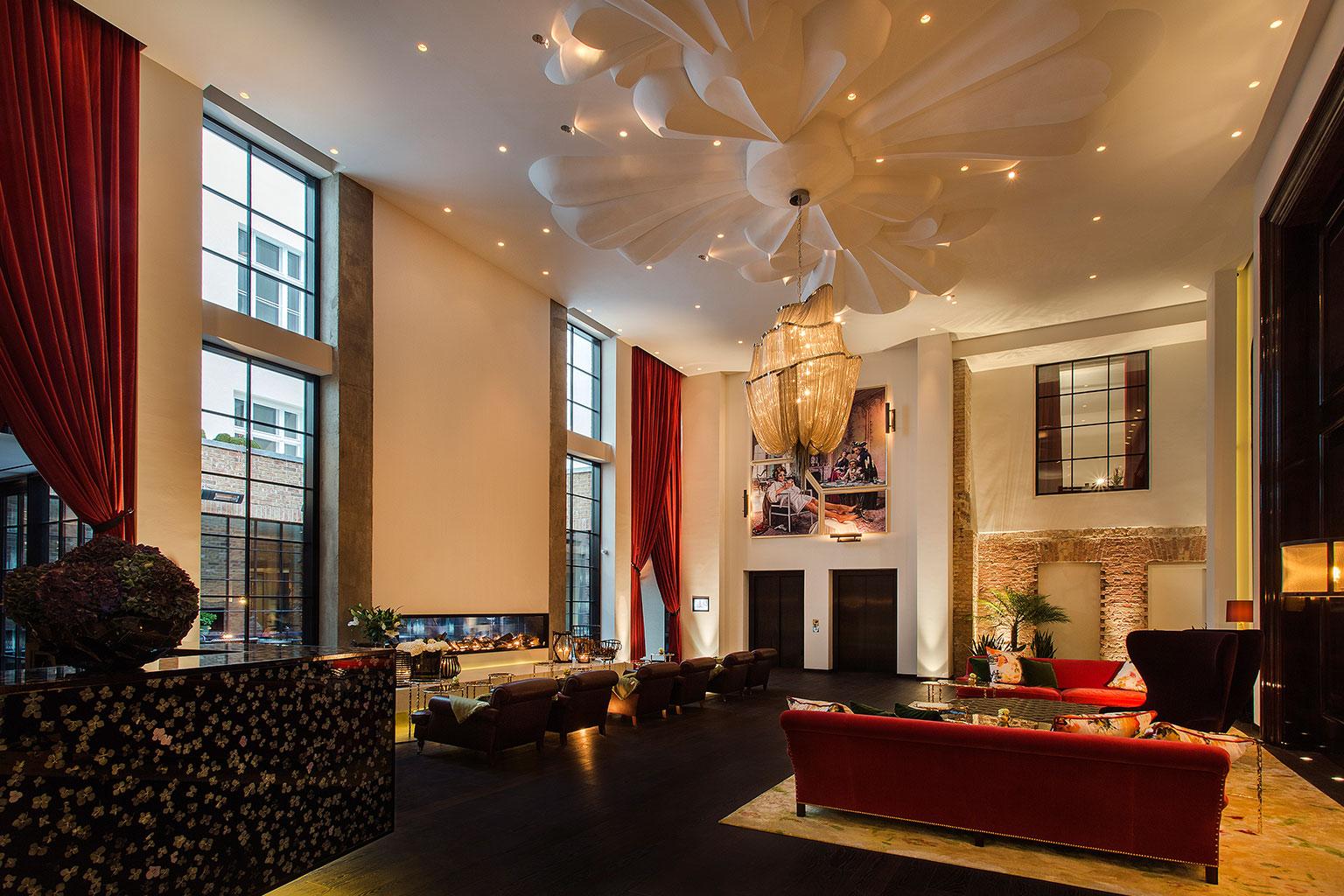 Hotel zoo berlin luxushotels bei designreisen for Designhotel deutschland