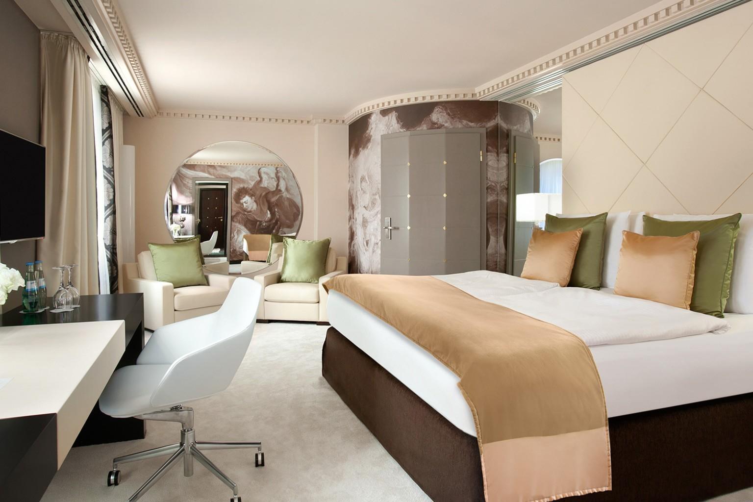 Hotel Vier Jahreszeiten Kempinski Designreisen