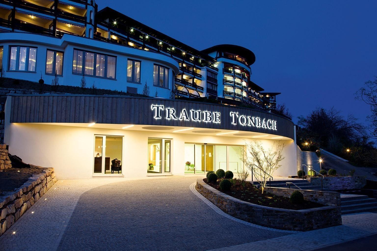 Traube tonbach im schwarzwald designreisen for Design hotel schwarzwald