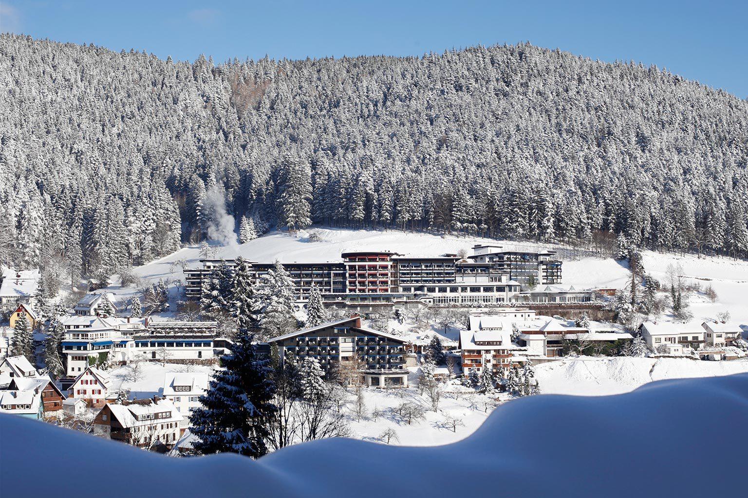 Traube Tonbach Im Schwarzwald Designreisen