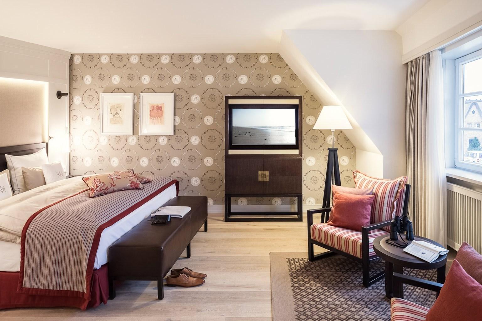 severin s resort spa sylt luxushotel bei designreisen. Black Bedroom Furniture Sets. Home Design Ideas