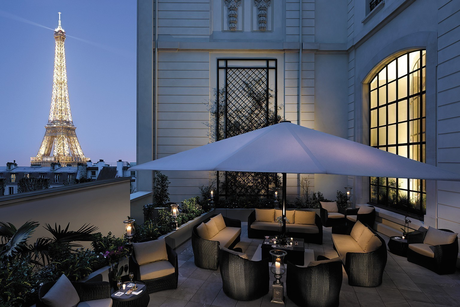Shangri La Hotel Pari