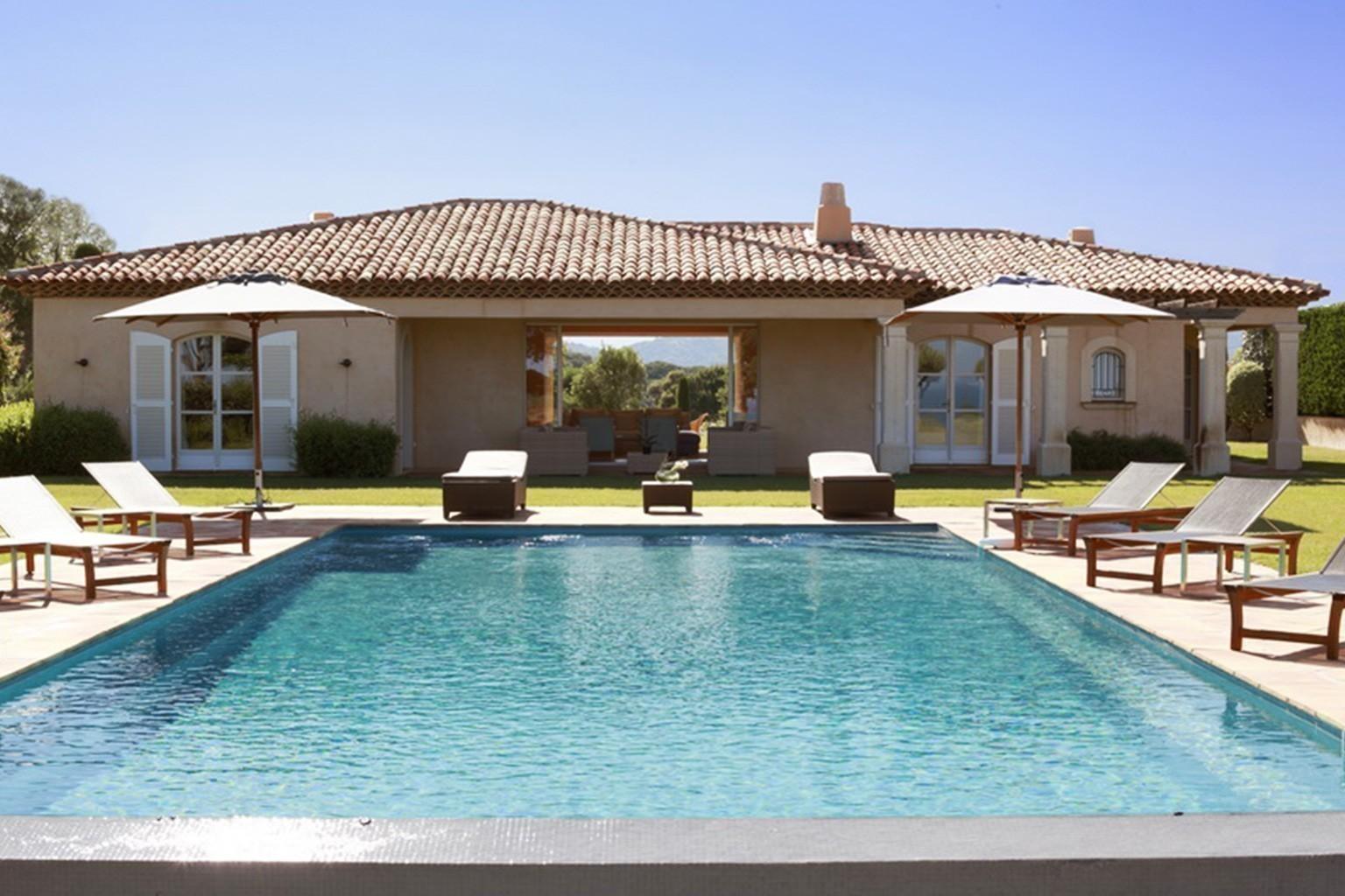 Villa Moute St Tropez