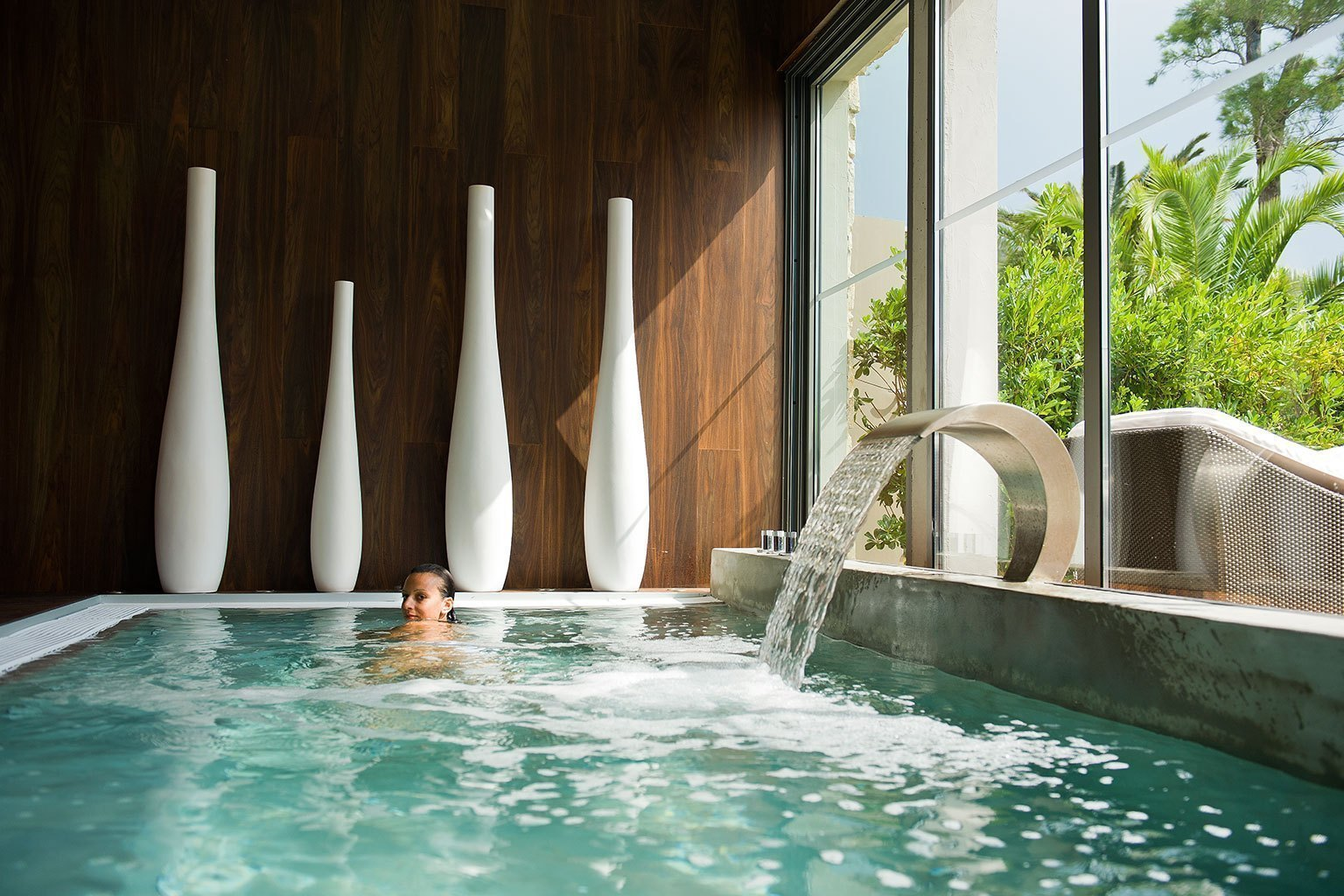 Sezz saint tropez luxushotel bei designreisen - Salon saint tropez but ...