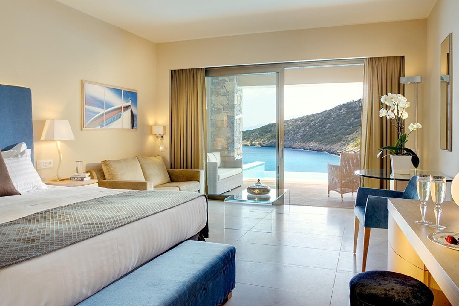 Daios cove luxury resort villas auf kreta designreisen for Design hotel kreta