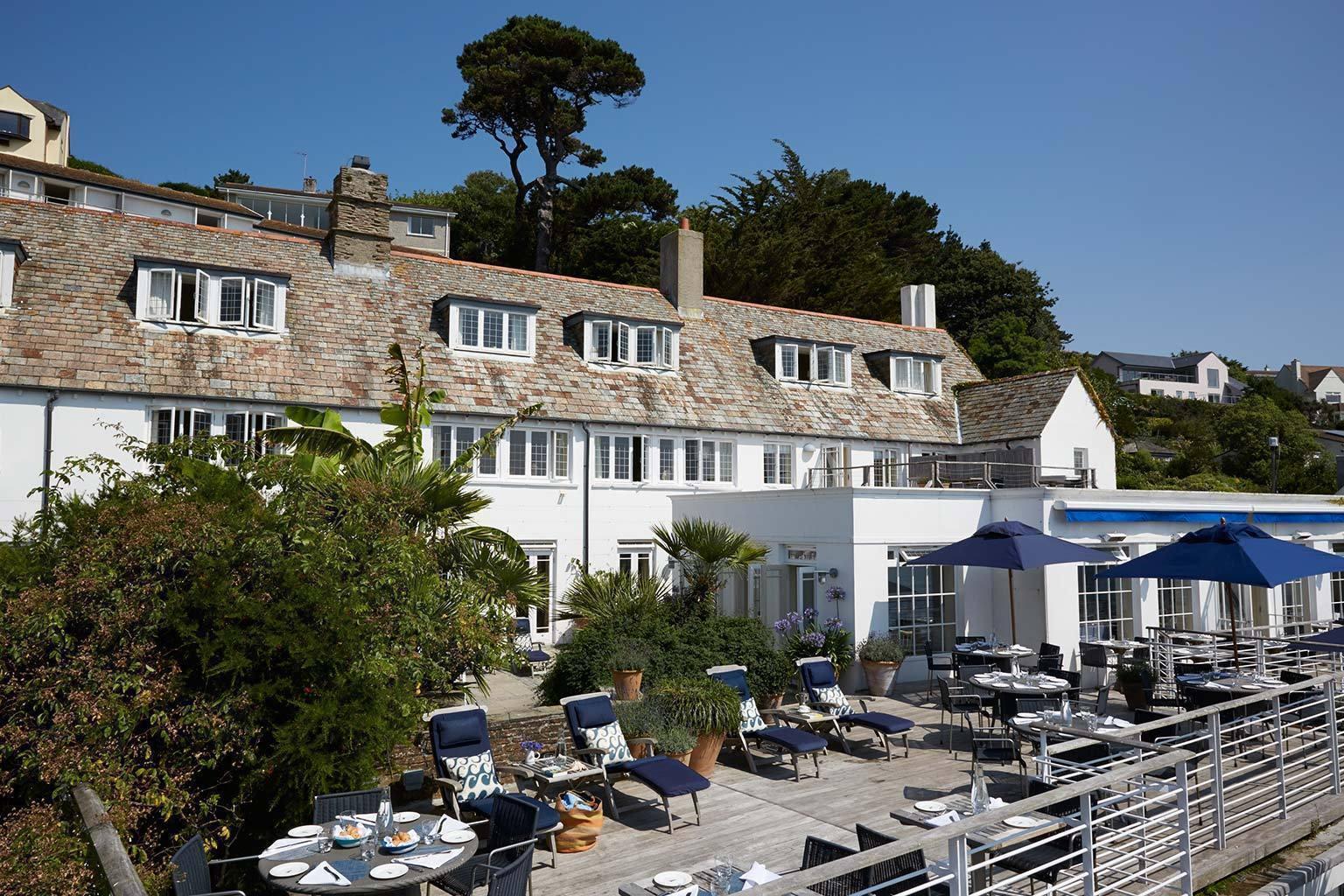Hotel Tresanton In Cornwall Luxushotels Bei Designreisen