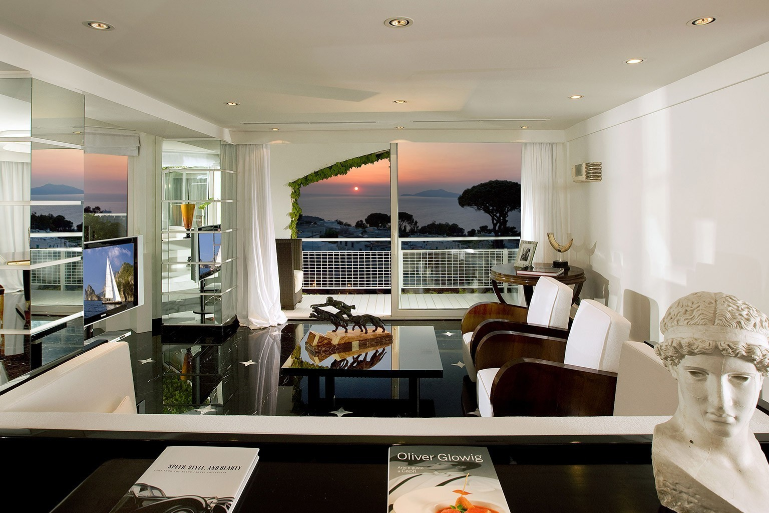 G Hotel Luxus Pur Interieur