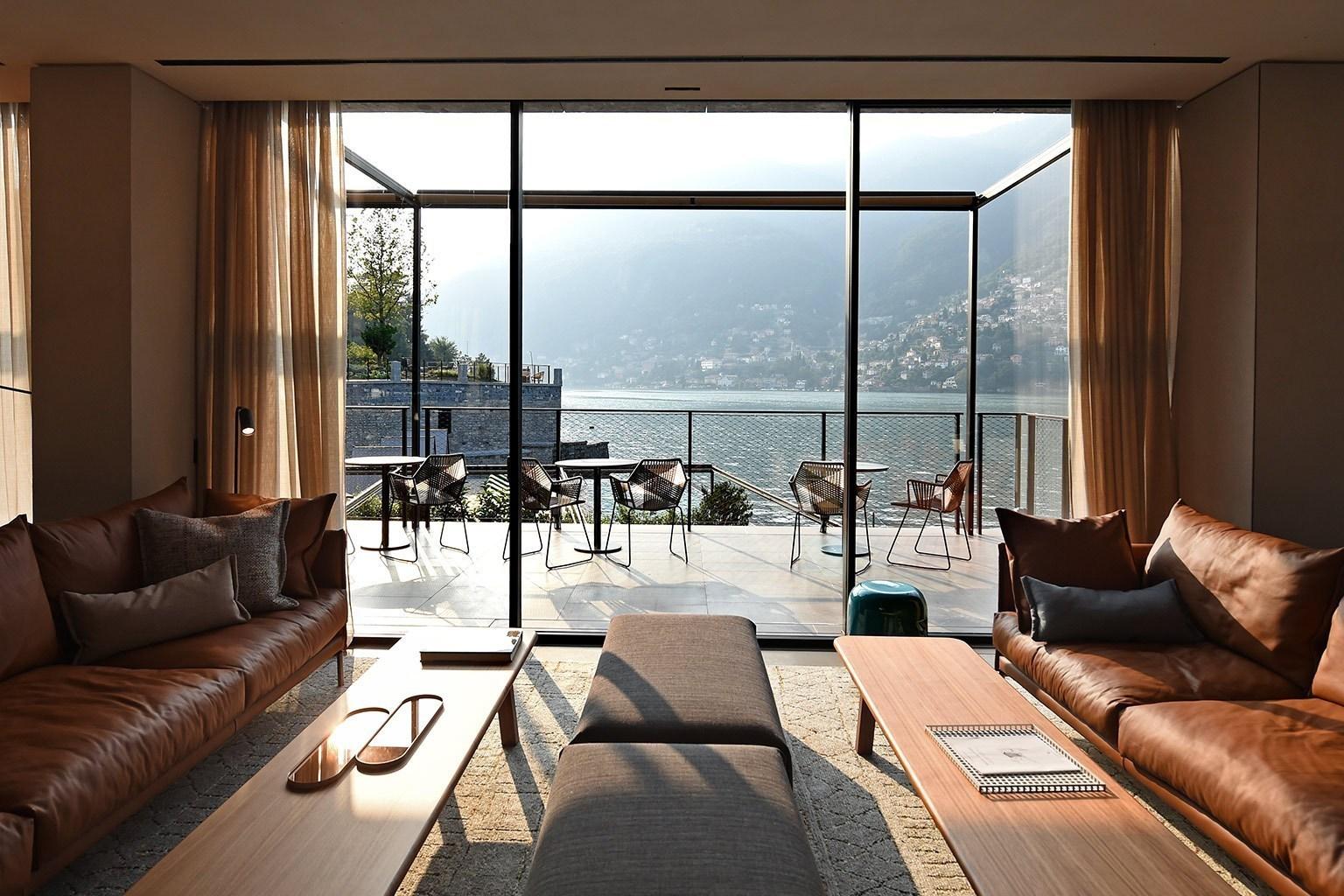 Il sereno am comer see luxushotels bei designreisen for Design hotels norditalien