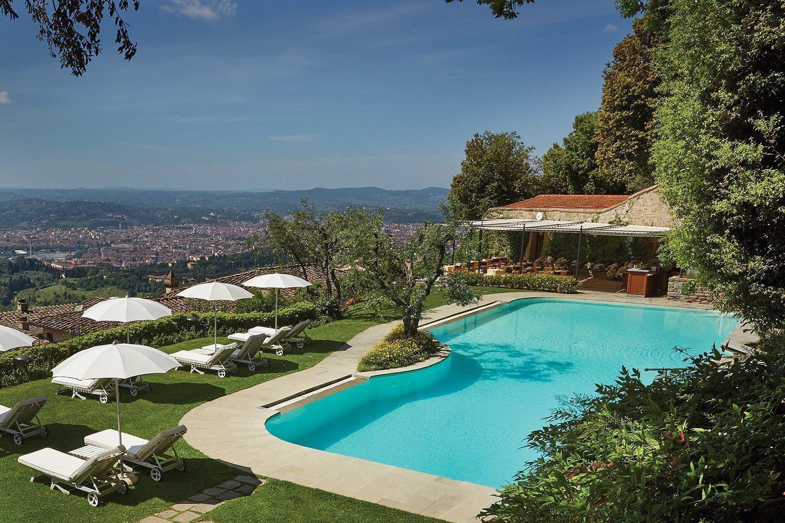 Hotel Villa San Michele Florenz
