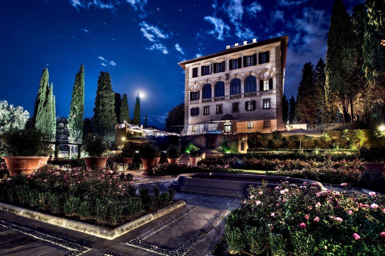 Il salviatino florenz luxushotels bei designreisen for Designhotel florenz