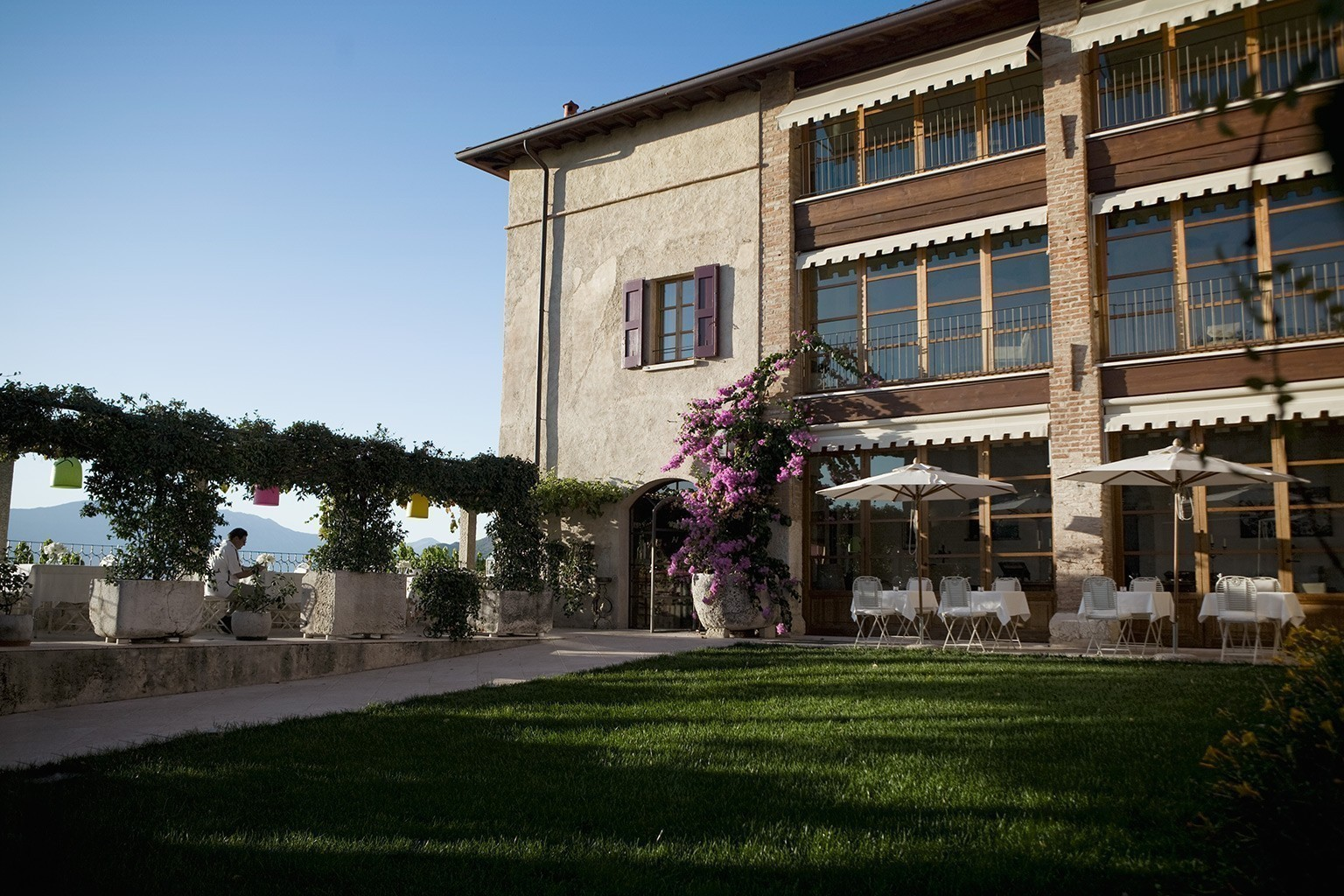 Villa Arcadio Am Gardasee Luxushotels Bei Designreisen