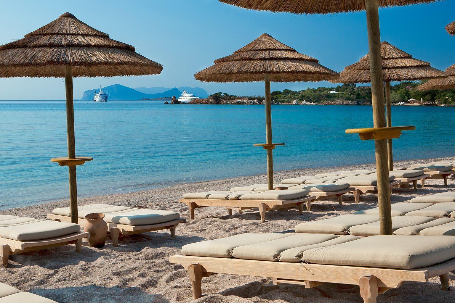 Hotel romazzino sardinien luxushotel bei designreisen for Best boutique hotels sardinia