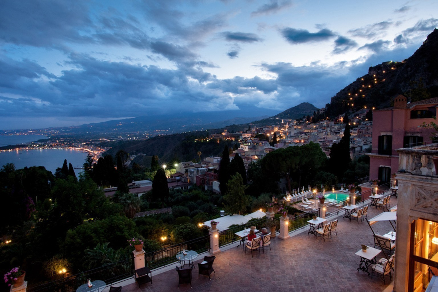 Belmond grand hotel timeo luxushotels bei designreisen for Design hotel sizilien