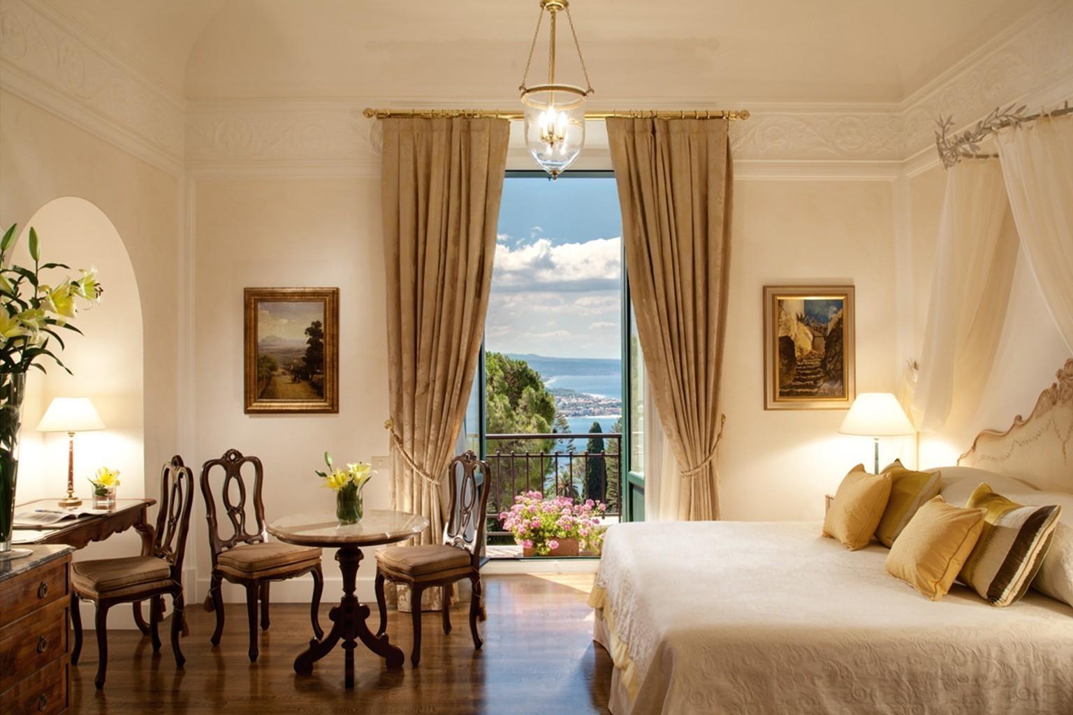 Belmond grand hotel timeo luxushotels bei designreisen for Sizilien design hotel